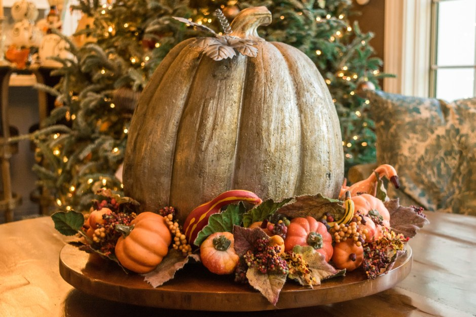 homewithsparkle Pumpkin Centerpiece